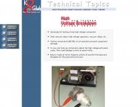 DXZone High Voltage Breakdown Tester