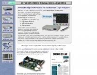 BitScopes Mixed Signal Oscilloscopes