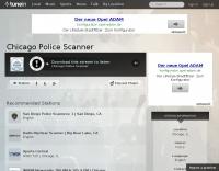Chicago Live Police Scanner