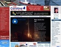 DXZone Radio Caroline