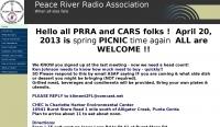 W4DUX Peace River Radio Association