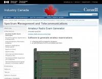 DXZone Amateur Radio Exam Generator