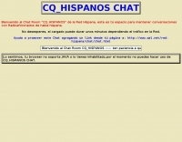 CQ HISPANOS Chat