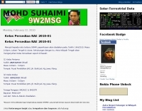 DXZone 9W2MSG Blog