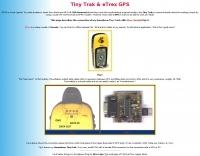 DXZone Tiny Trak & eTrex GPS