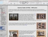 DXZone G3TXQ SWR meters