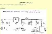 DXZone BBA-C1 Amplifier Card