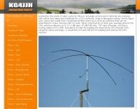 DXZone KG4JJH Moxon Antennas