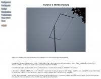 DXZone N1RIK'S 6 meter Moxon