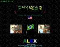 DXZone PY1WAS Alex