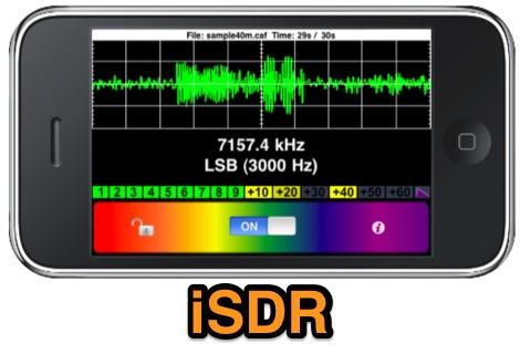 DXZone iSDR