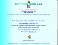 ProFF-Morse