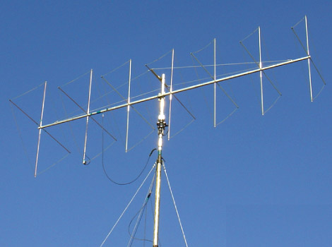 7 Element Quad for 50 MHz