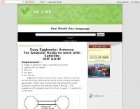DXZone Easy Eggbeater Antenna