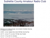 KC7BJY Sublette County Amateur Radio Club