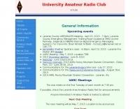 DXZone N7UW University Amateur Radio Club