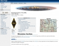 DXZone Wyoming Section of the ARRL