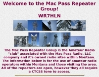 DXZone WR7HLN Mac Pass Repeater Group