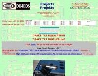 Drake TR7 Restoration