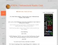 K7EFA Yellowstone Radio Club