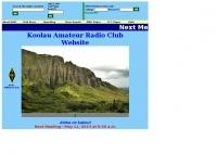KH6J Koolau Amateur Radio Club
