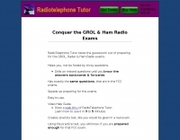RadioTelephone Tutor