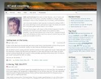 G0RIF Dean Blog