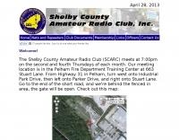 W4SHL Shelby County Amateur Radio Club