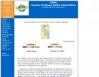 KB3BHL Sussex Amateur Radio Association