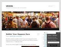 VE3HG Blog