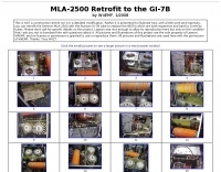 Dentron MLA-2500 Retrofit to the GI-7B
