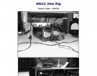 30m CW transceiver