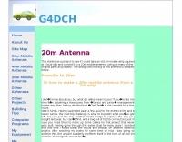 20 meter mobile antenna