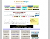 DXZone Electrical Calculators Online