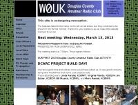 W0UK Douglas County Radio Club