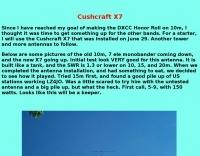 DXZone Cushcraft X7 at WD5NGB