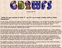 Cushcraft X7 at GB2WFS
