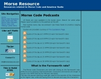 Morse Code Podcasts