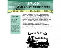 K7LCD Lewis & Clark Amateur Radio Club