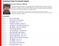 DXZone Introduction to Packet Radio
