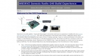 DXZone WB5RVZ Genesis Radio G40