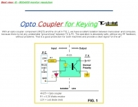 DXZone Opto Coupler for Keying