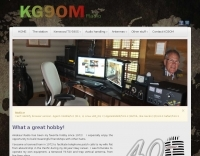 KG9OM Audio Processing setup