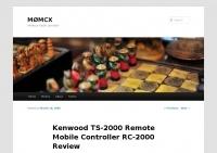 TS-2000 Remote Mobile Controller
