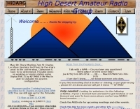 HIDARG High desert amateur radio group