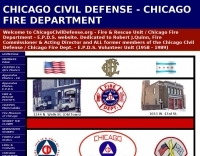 Chicago Fire Dept. Emergency Services