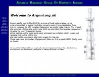 Argoni.org.uk