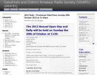 DXZone Galashielsand District Amateur Radio Society