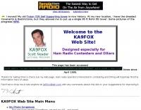 KA9FOX Contesting & DXing