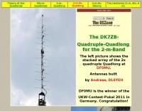 DXZone Quadruple-Quadlong  for the 2-m-Band